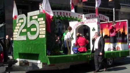 St. Patrick's Day Toronto