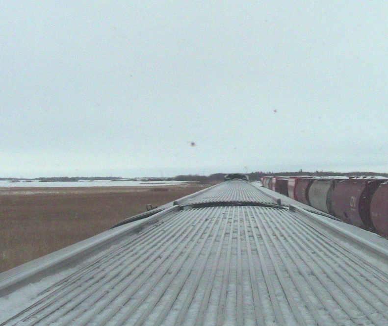 tren saskatchewan