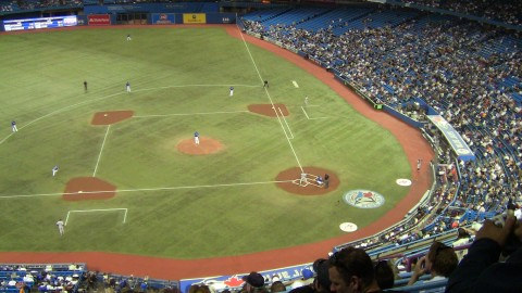 Beisbol en Toronto