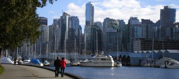 Trabajar en Canadá - Vancouver