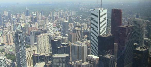 Trabajar en Canadá - Toronto