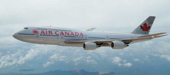 Volar a Canada con Air Canada
