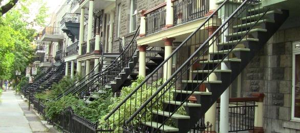 Alojamiento Montreal