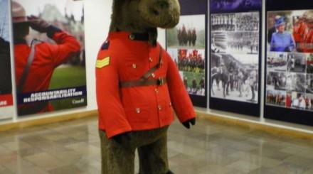 Policía Montada Canadá