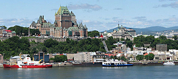 Compartir coche Quebec