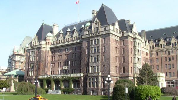 The Empress Hotel Victoria