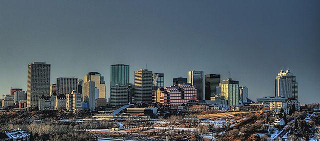 Edmonton Alberta